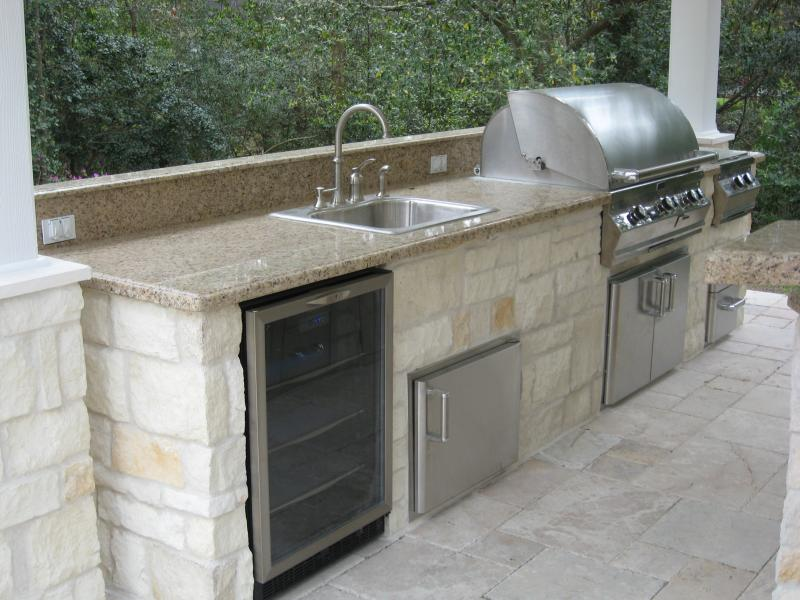Perfect design patios home for Perfect outdoor kitchen